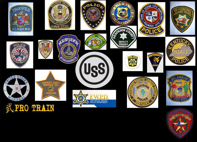Agencies Trained by Pro Train
